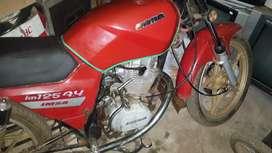 imsa 125 cc vendo o permuto moto 110 menor valor y diferencia