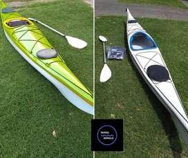 Kayaks Singles Travesía Nuevos