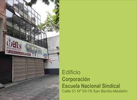 Edificio Corporación Escuela Nacional Sindical