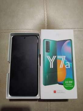 Huawei y7a nuevo (20 días de uso)