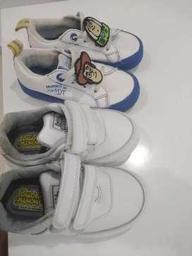 Se venden zapatos como nuevos