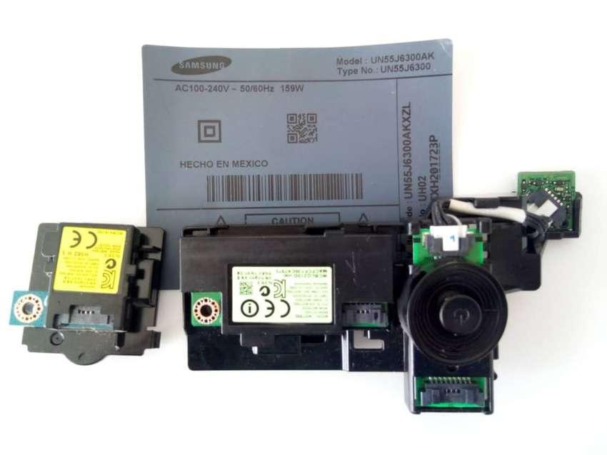 Targeta Wifi, Pulsador Sensor Tv Samsung Modelo: Un55j6300ak