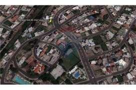terreno de venta en Urbanizacion en Manta