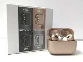 Auriculares Inalámbricos InPods 13Pro Metal Bluetooth 5.0 TWS