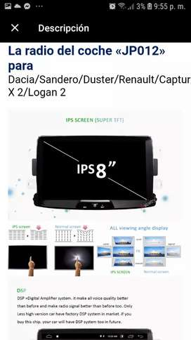 Radio android  renault