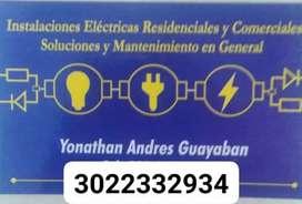 Montajes electricos