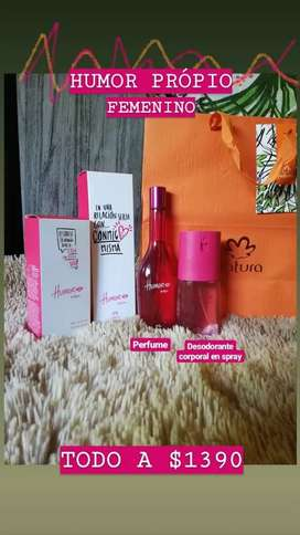 Productos Natura off