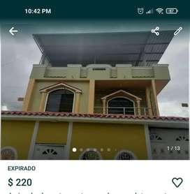 Alquiler de departamento