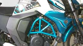 Defensas O Slider Stunt para moto FZ 250
