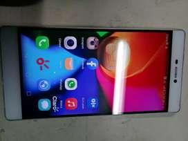 Huawei p8  vale todo pantalla sin rayon en buen estado 60$