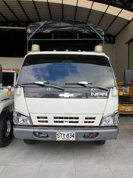 Chevrolet npr modelo 2011