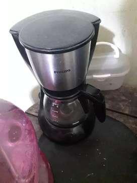 Cafetera muy poco uso