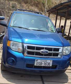 Vendo ford escape año 2011 en buen estado