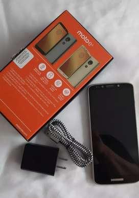 Excelente Motorola E5 nuevo