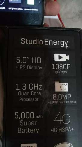 Celular Blu studio Energy
