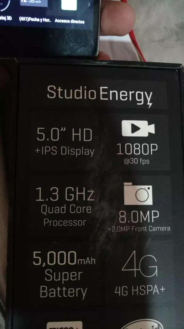 Celular Blu studio Energy 0