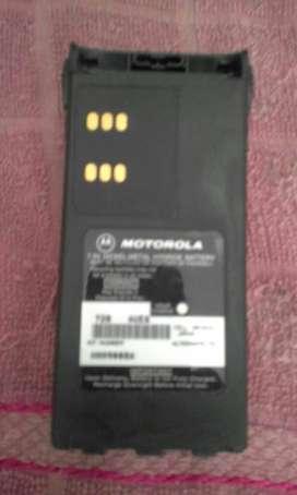 Vendo Bateria con Gancho Y Monofono Radi