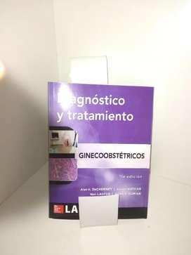 Diagnostico  y Tratamiento Ginecoobstetricos 11va Edicion  LANGE