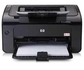 impresora hp p1102w laser monocromatica