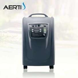 Concentrador De Oxigeno + Oximetro Aerti De 5 Litros Nuevo!