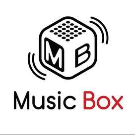Teclado Meike MK2061 Piano     Music Box
