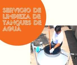 Mantenimiento de cisternas en Lima