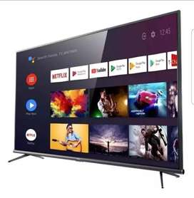 """TV SMART TCL 50"""" ANDROID 4K NUEVOS"""