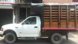 Vendo Camioneta Ford Modelo 2000