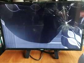 Tv led Philips 32 repuesto