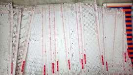 Vendo tarjetas para maquina de tejer