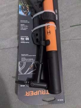 Inflador portátil Truper para bicicletas BMX Oxford pelotas Nike e inflables