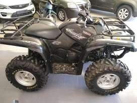 Cuatriciclo Yamaha Grizzly 700