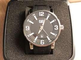 Reloj Cat Original Acero