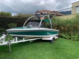 Ski Brendella jet boat 21 pies modelo 2001