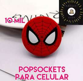 Popsockets de celulares