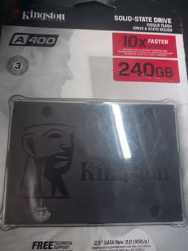 Kingston technology solid state drive