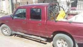 Vendo ford ranger 1999 motor hecho nuevo hace 6 meses