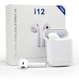 Audifonos I12 AirPods Bluetooth