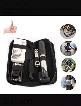 Para ciclismo Kit herramienta