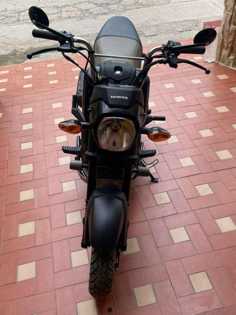 Vendo Honda Navi -  Adventure . Como nueva, excelente estado . Poco kilometraje