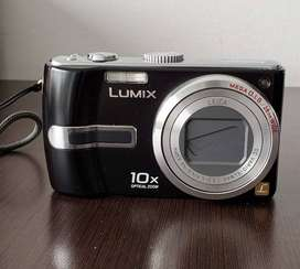 Camara Digital Panasonic Lumix 7.2 Megapixeles