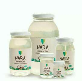 Aceite coco 100% natural, virgen
