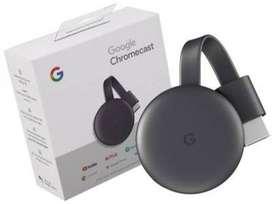 Google Chromecast 3ra Generación.