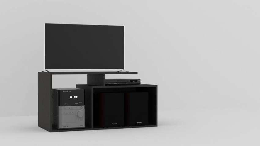 Mueble moderno para Televisión, Centro de entretenimiento pequeño 0