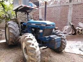 Vendo tractor Ford 7610