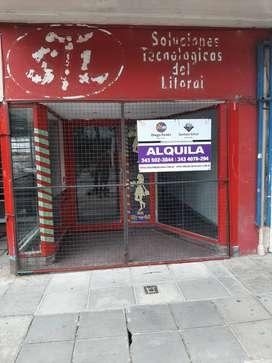 ALQUILAMOS LOCAL COMERCIAL 25 DE MAYO