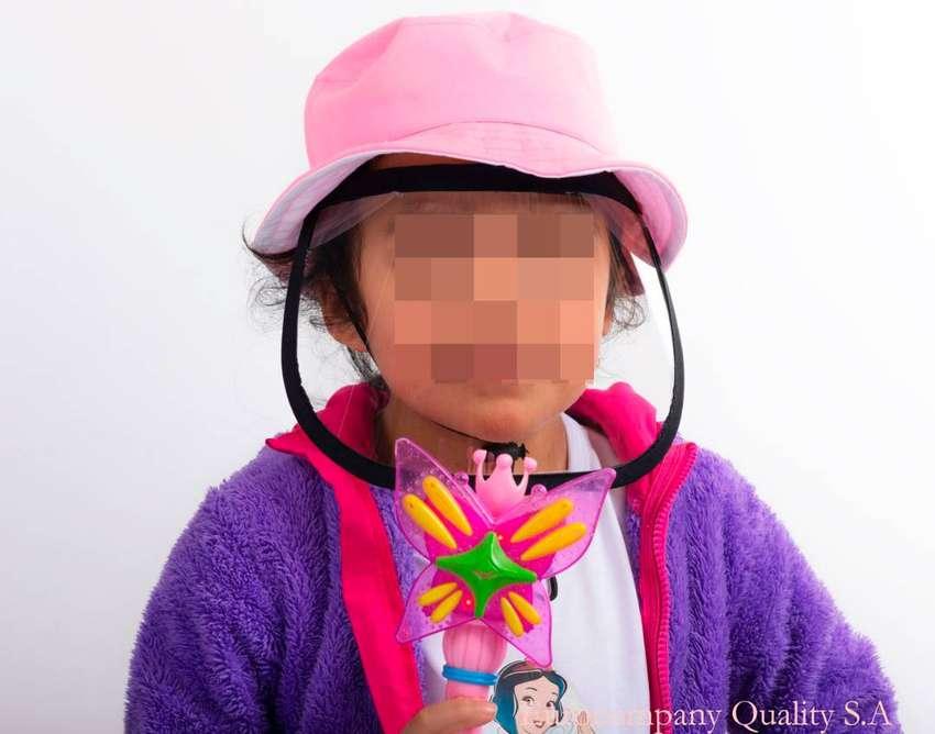 sombrero protector - mascarillas - CHAQUETA ANTIFLUIDO 0