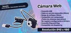 Camara Web USB