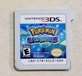 Pokemon Alfa Zafiro/Alpha Sapphire - Nintendo 3DS