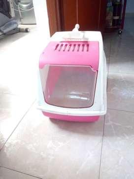 Arenero para gatos + pala